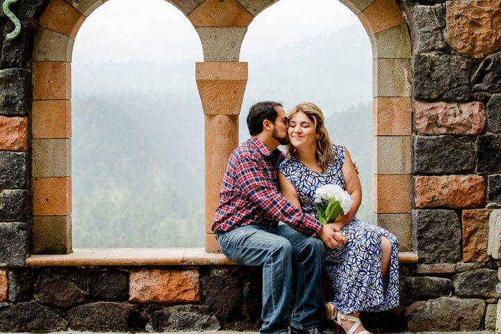 Puedes casarte aquí ¿No sería espectacular? Foto: Macs Fotógrafo