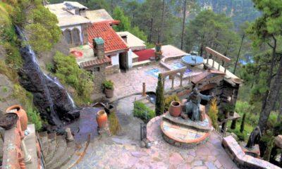 Ermita del silencio, Puebla. Foto: Puebleando Ando