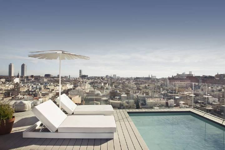 Rooftop Bars de Barcelona