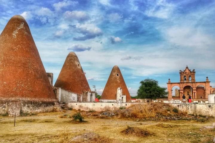 Algorines de la plaza - Foto Luis Juárez J.