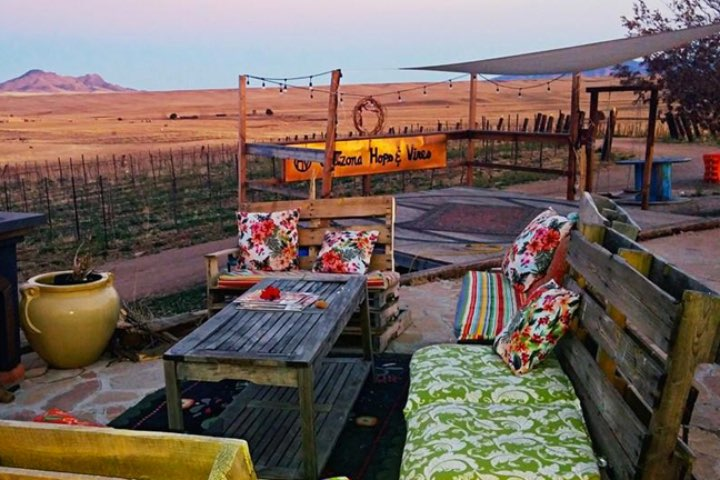 Arizona Hops & Vines es sede del festival. Foto: Americas Cuisine