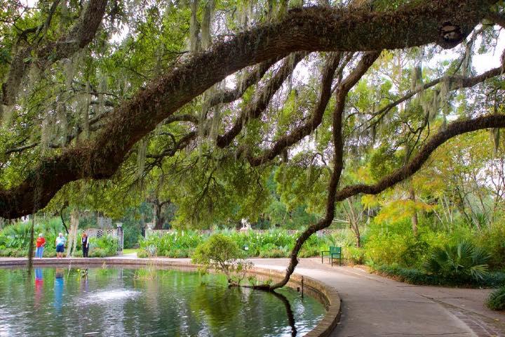Brookgreen Gardens. Foto: Expedia