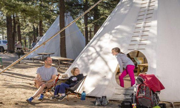 Campgrouds en Arizona para niños. Foto: Arizona's Family