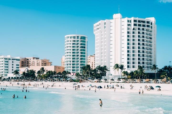 Cancún es un espectacular destino turístico. Foto: Ricardo Esquivel