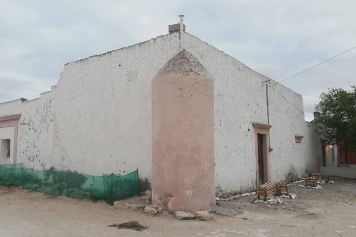 Casas coloniales - Foto Luis Juárez J