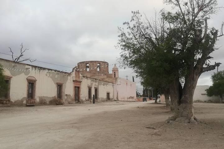 Casco antiguo de hacienda Guanamé- Foto Luis Juárez J