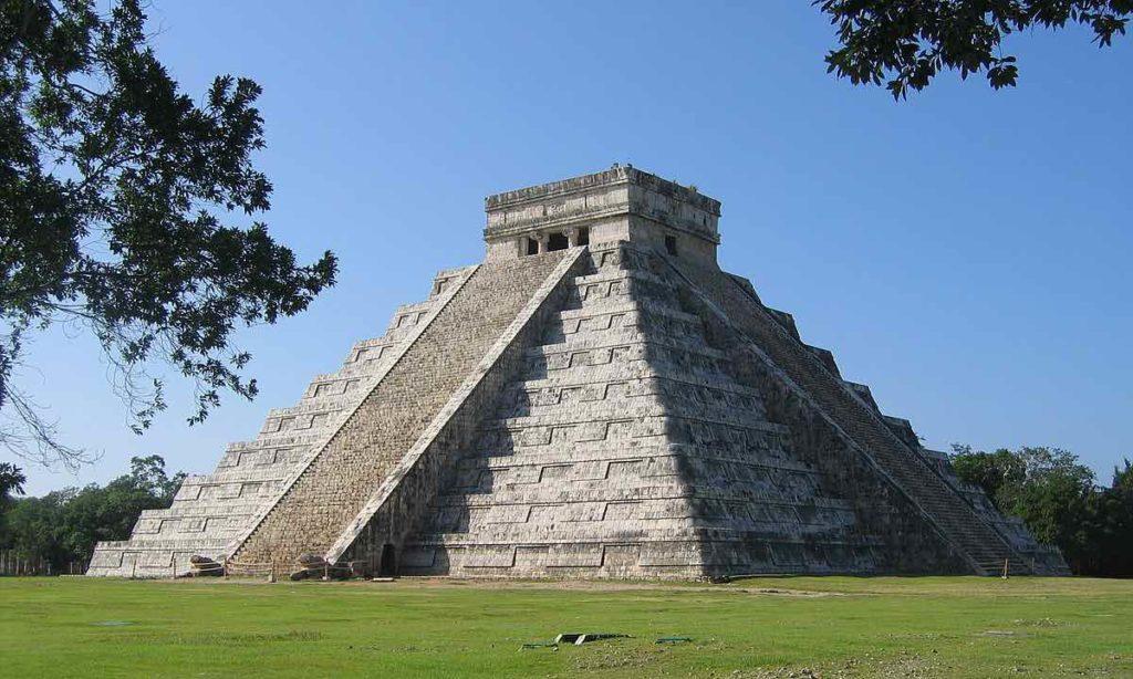 Chichen Itza. Foto: Wikipedia