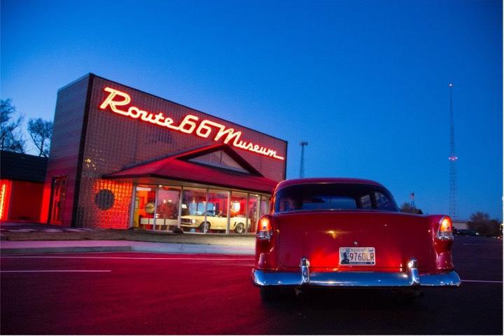 Comienza tu aventura por la Ruta 66. Foto: Brand USA