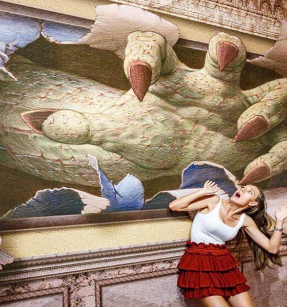 Conoce los museos del Caribe Mexicano ¡Son impresionantes! Foto: 3D Museum of Wonders