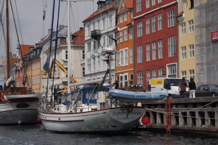 Copenhague. Foto Maman Voyage