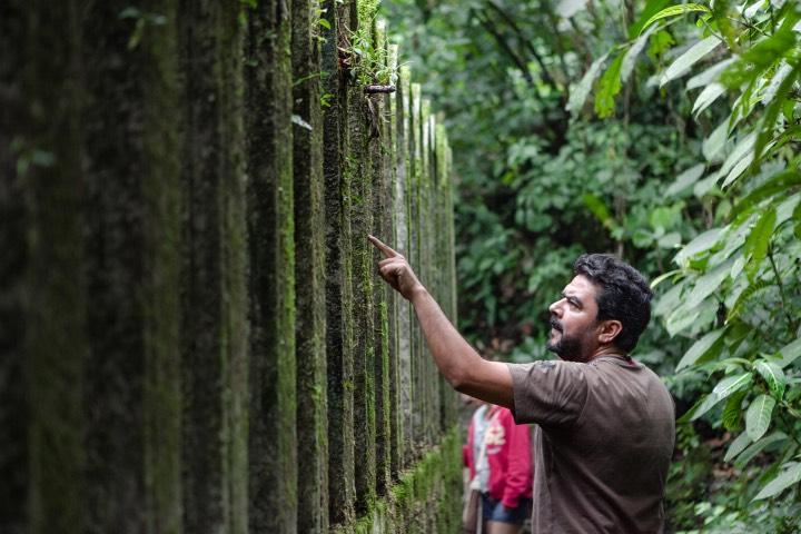 Disfruta de la experiencia Surrealista de la Huasteca Potosina en el Jardín Escultórico. Foto: Jacobo Zanella