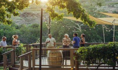 Disfruta de las experiencias con vino que ofrece Arizona. Foto: Page Springs Cellars.