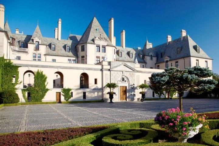 El Castillo Oheka es un sitio en el que puedes hospedarte y formó parte de El gran Gatsby. Foto: Tripadvisor