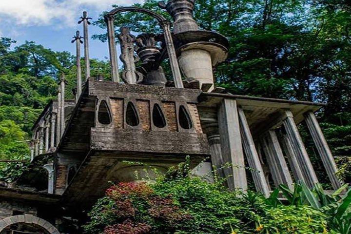 El Jardín Escultórico Edward James abre sus puertas para que te maravilles con su naturaleza y arte. Foto: Experiencias Mx