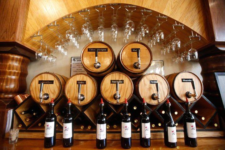 En Blendz, Arizona, tendrás una experiencia única rodeada de vinos. Foto: Blendz | Facebook