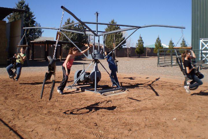 En Jackpot Ranch la diversión para los niños está garantizada. Foto: Jackpot Ranch