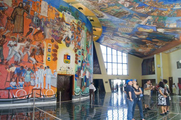 En el Museo Cultura Maya de Chetumal conocerás de la cultura y civilización Maya. Foto: Prensa Gaudelli