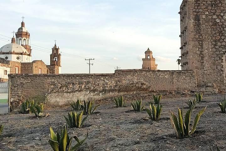 Ex Hacienda de Mezcal - Foto Luis Juárez J.