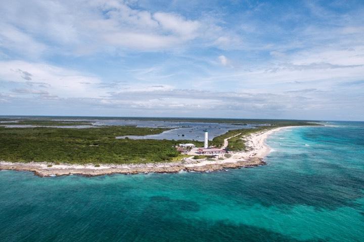 La isla de Cozumel te ofrece experiencias maravillosas para que conozcas de la naturaleza del Caribe Mexicano. Foto: Consejo de Promoción Turística de Quintana Roo