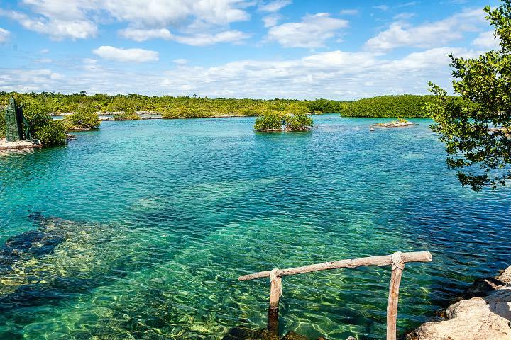 Laguna-Yal-ku. Foto: Mexiko