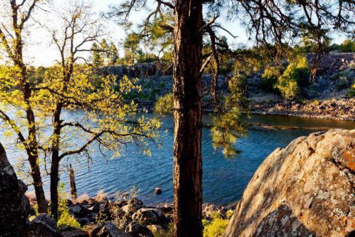 Las caminatas alrededor del lago te darán vistas sorprendentes. Foto: Tripadvisor