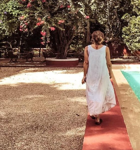 Mamá podrá disfrutar de un descanso en la alberca. Foto: Hacienda Katanchel