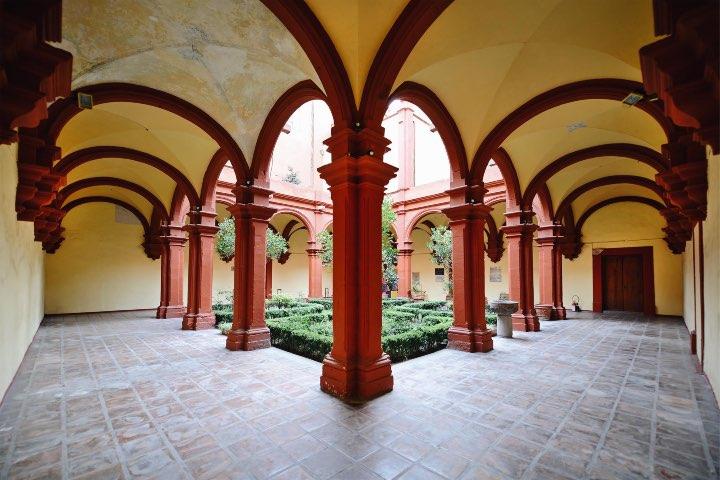 Museo del Virreinato en San Luis Potosí. Foto: Sitio Web