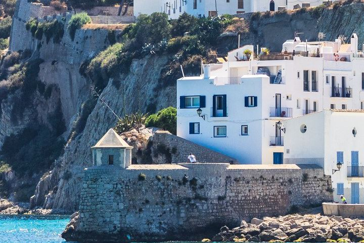 Los paisajes de Ibiza son dignos de admirar. Foto: Karpaten Turism