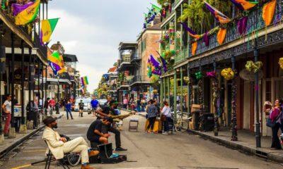 Puedes viajar por Estados Unidos a través de los libros | Barrio Francés de Nueva Orleans. Foto: Tips para tu viaje