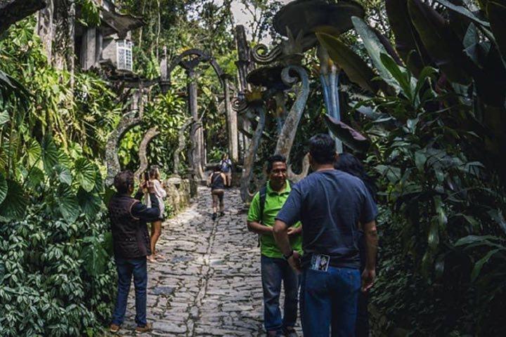 Sé parte de las experiencias del Surrealismo en la Huasteca Potosina. Foto: Experiencias MX