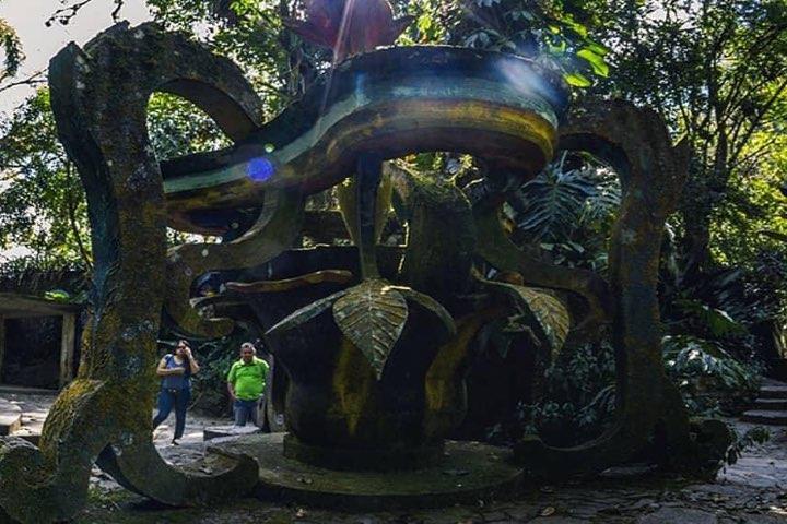Si eres uno de los visitantes disfruta del Surrealismo de la Huasteca Potosina ¡Es una belleza! Foto: Experiencias MX