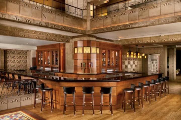 Una opción para el maridaje es The Wright's Bar. Foto: Arizona Biltmore