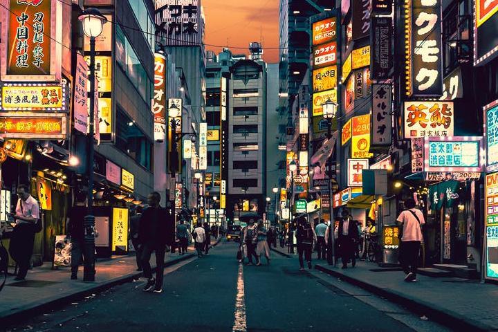 Tokio es una gran y extravagante ciudad moderna. Foto: Alexander Pasaric