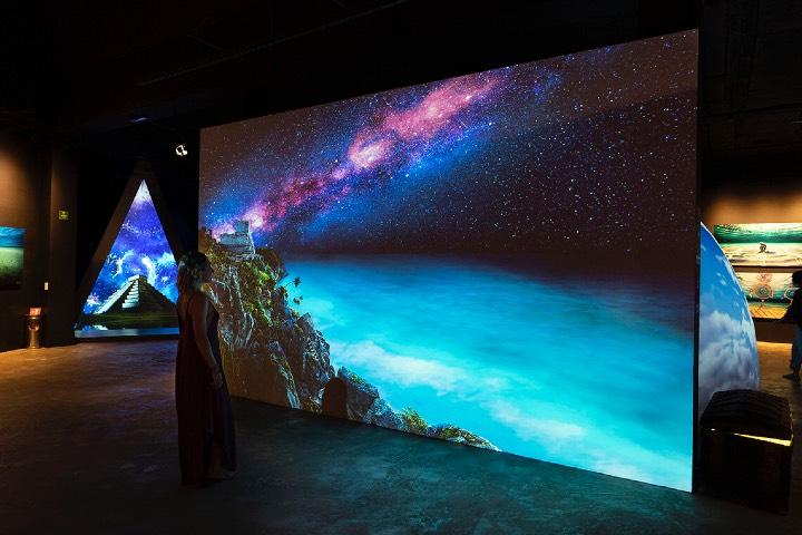 Uno de los museos del Caribe Mexicano es Mystika Tulum ¡Te fascinará! Foto: Prensa Gaudelli