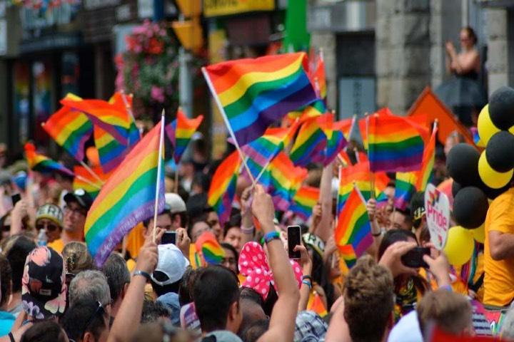 World Pride NYC marcha gay. Foto: Pinterest