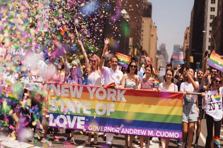 World Pride NYC. Foto: Mujer
