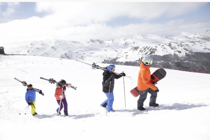 ¡Disfruta la aventura en Cerro del Castor! Foto: INPROTUR