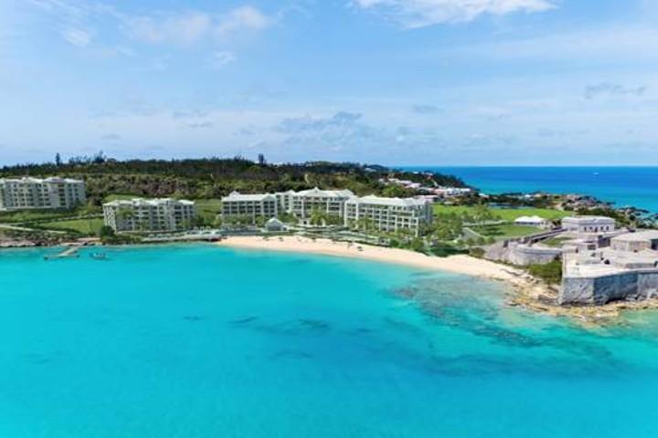 ¿Listo para unas vacaciones llenas de lujo y paraísos visuales. Foto: Marriott