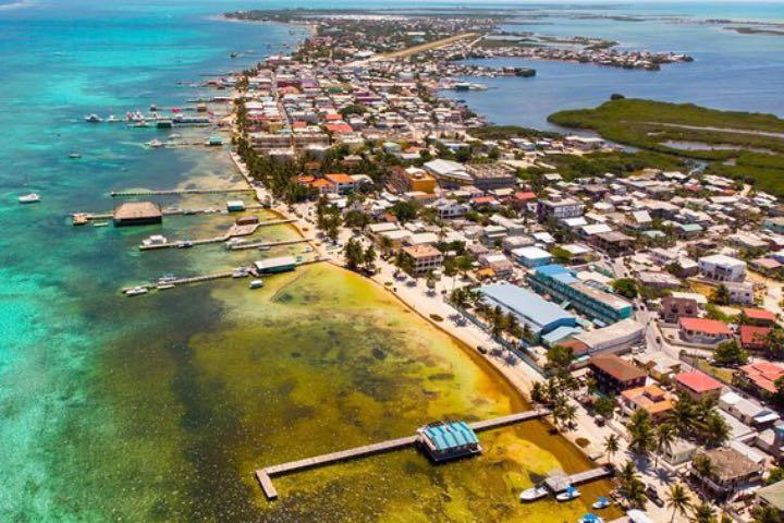 ¿Listo para vacacionar en Belize? Foto: Viator