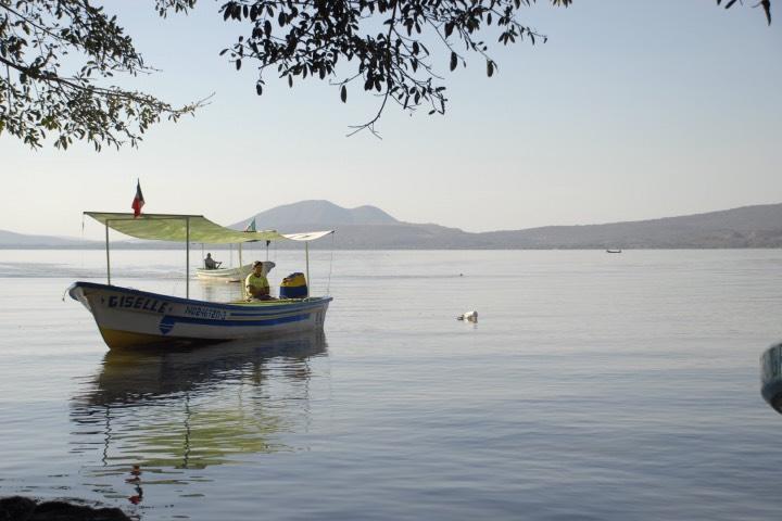 ¿Ya sabes cómo llegar a la Isla de Mezcala en Jalisco? Foto: Turismo Jalisco