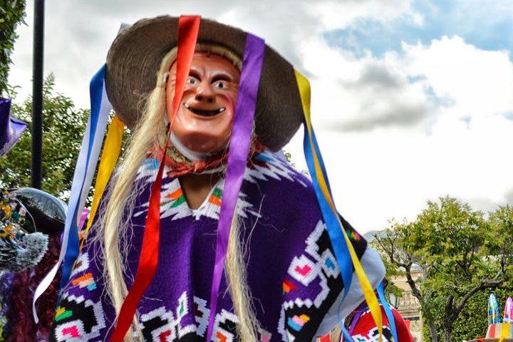 Muchos turistas se encantan con las tradiciones mexicanas. Foto: Genaro Servín
