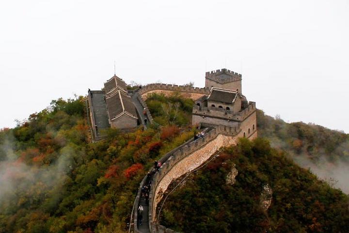 Muralla China. Foto: Manuel Joseph