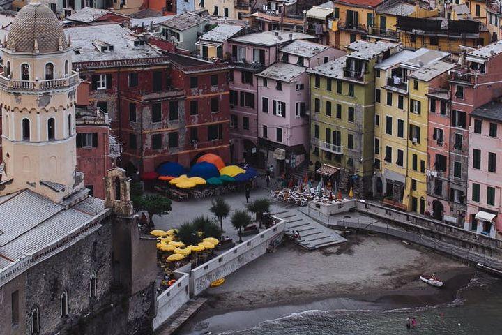 Las calles de Italia son visitadas por miles de turistas cada año. Foto: Rachel Claire