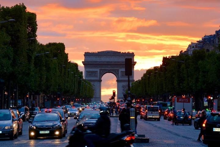 Francia es uno de los países más visitados del mundo. Foto: Pixabay