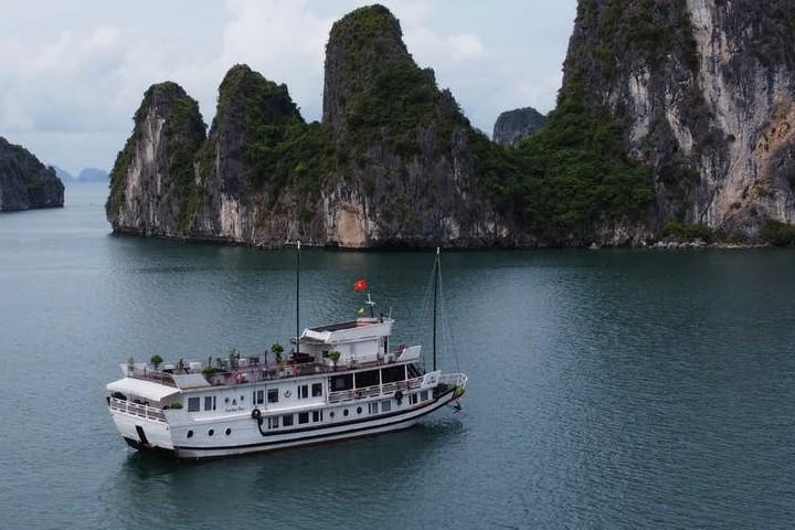 Si quieres viajar gratis puedes hacerlo disfrutando del mar. Foto: Quang Nguyen Vinh
