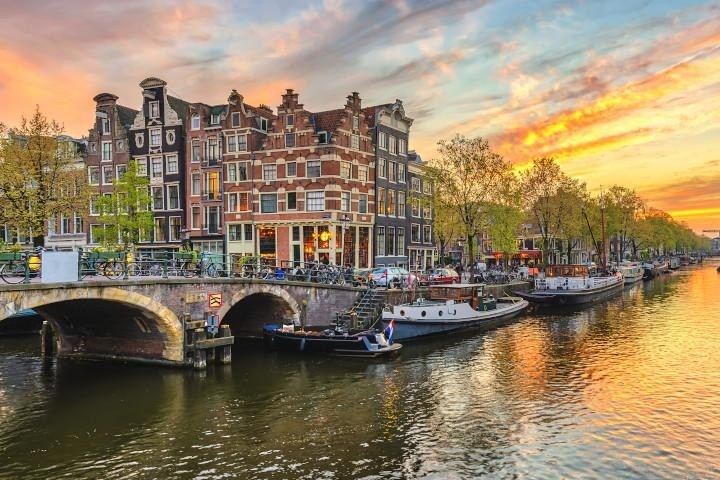 Las vacaciones y el viaje de mis sueños está en Ámsterdam. Foto: Buendía Tours