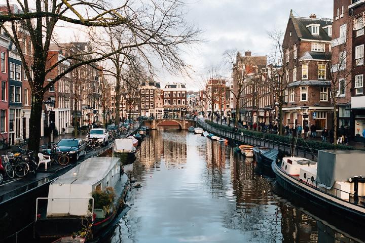Mi deseo ha sido ir de vacaciones a Ámsterdam ¡Es el viaje de mis sueños! Foto: Welcome to the Jungle