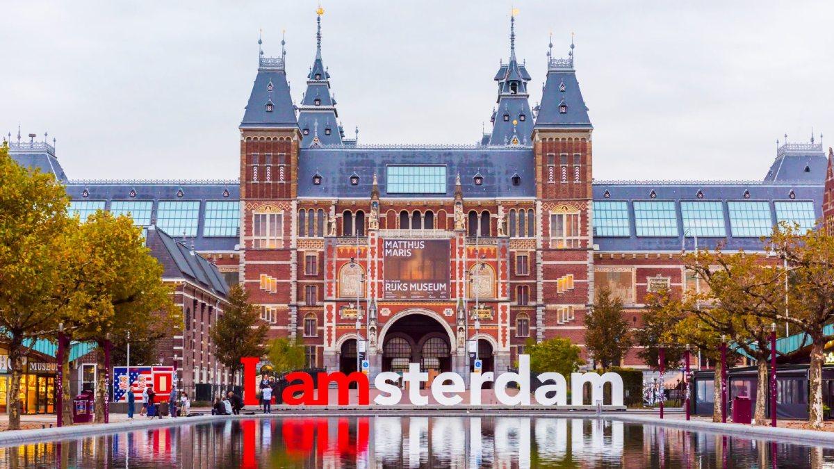El viaje de mis sueños es a Amsterdam ¿Y el tuyo? Foto: iNews