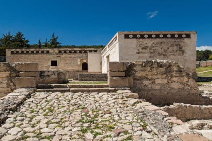 Antiguos sitios habitados por mixtecos. Foto: Archivo