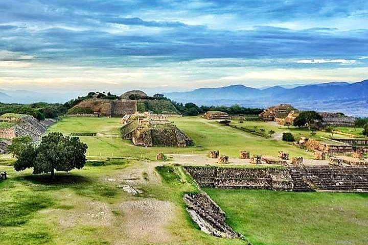 Asentamientos de la cultura Mixteca. Foto: Oaxaca Cultural